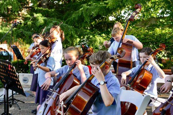 St Canice's Catholic School Choir & Ensemble