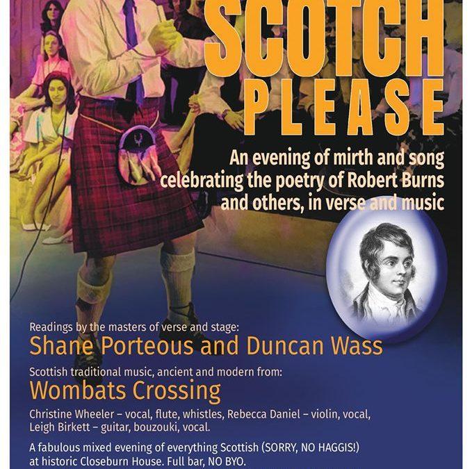 Double Scotch Please | Closeburn House