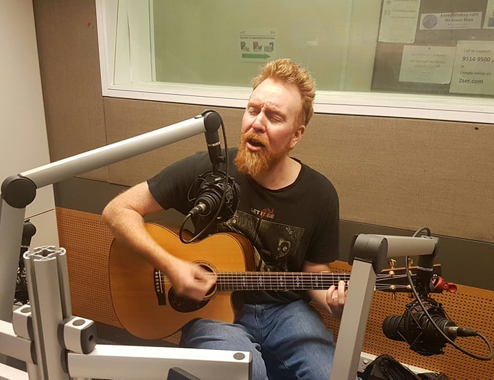 Jimmi Carr (solo acoustic): Slack-Off Sundays | Aunty Ed's Katoomba