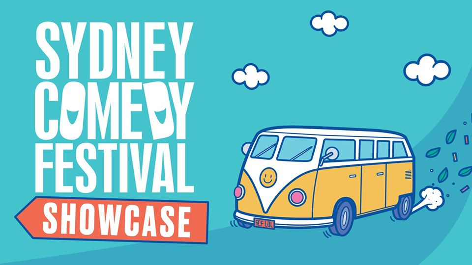 Sydney Comedy Festival Showcase | Blue Mountains Theatre and Community Hub