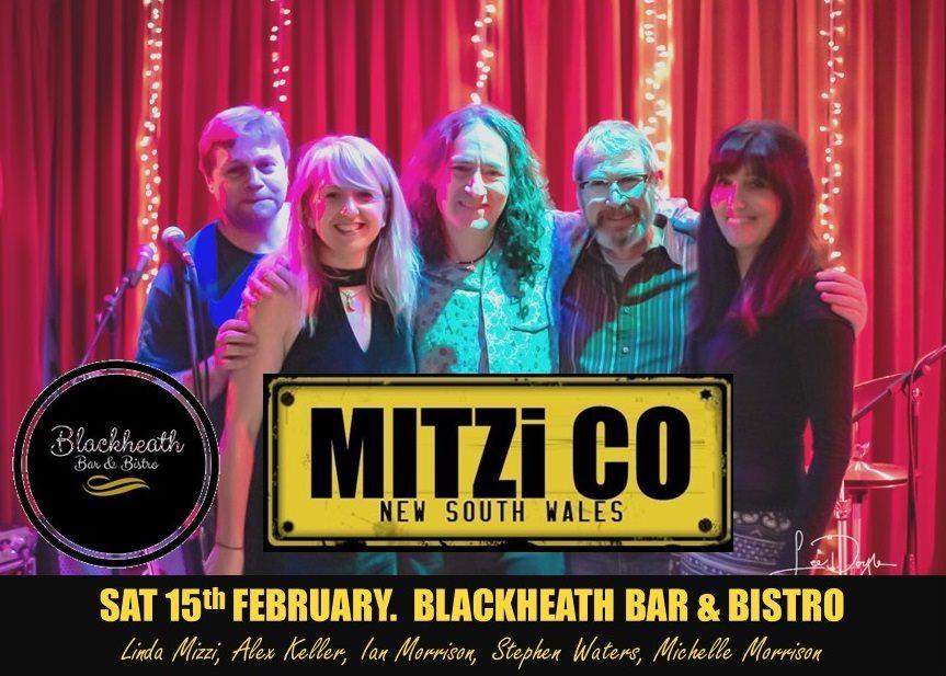 Mitzy.co | Blackheath Bar & Bistro