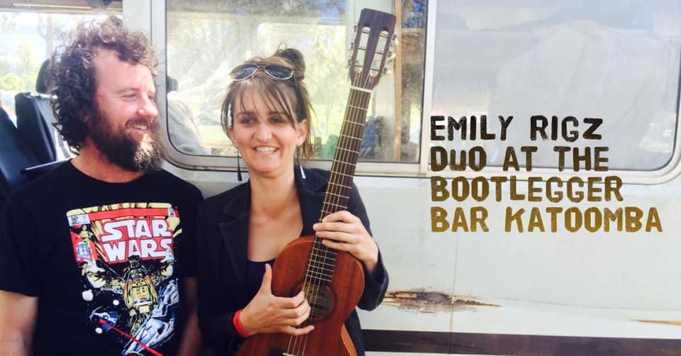 Emily Rigz   Bootleggerbar