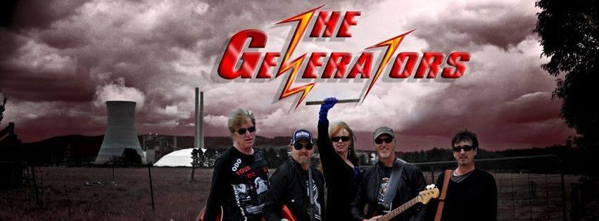 The Generators ROCK | Royal Hotel Springwood