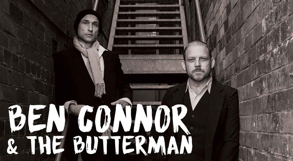 Ben Connor & The Butterman: Slack-Off Sundays | Aunty Ed's Katoomba