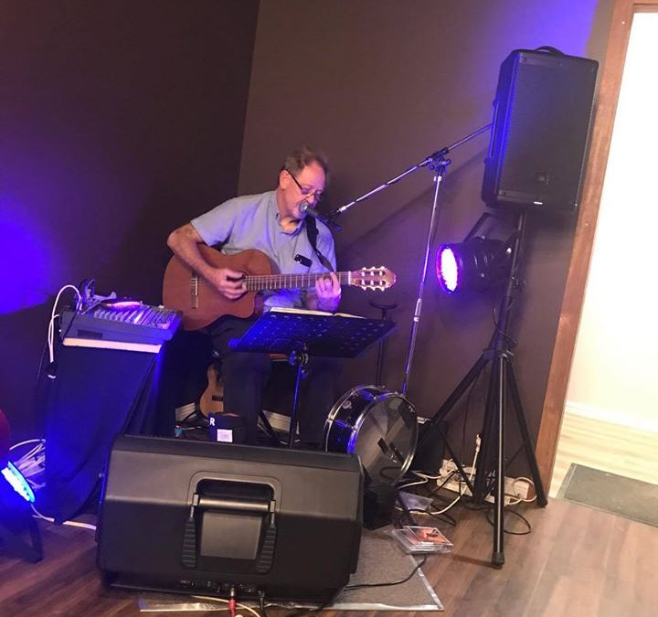 Rob Spark Live | Blackheath Bar & Bistro