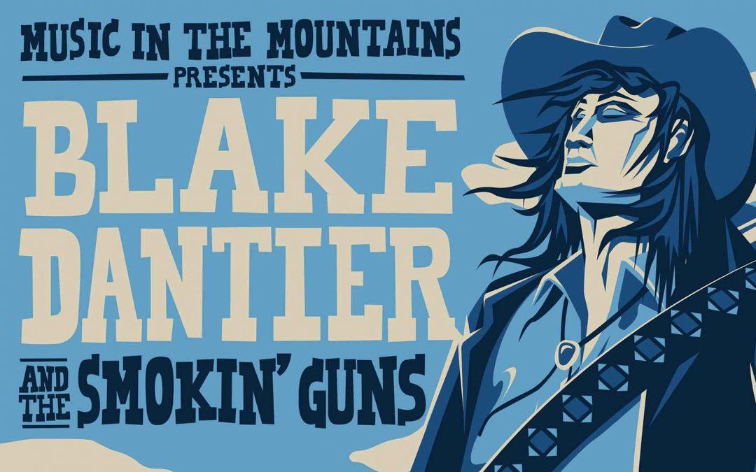 Blake Dantier & The Smokin' Guns: Slack-Off Sundays   Aunty Ed's Katoomba