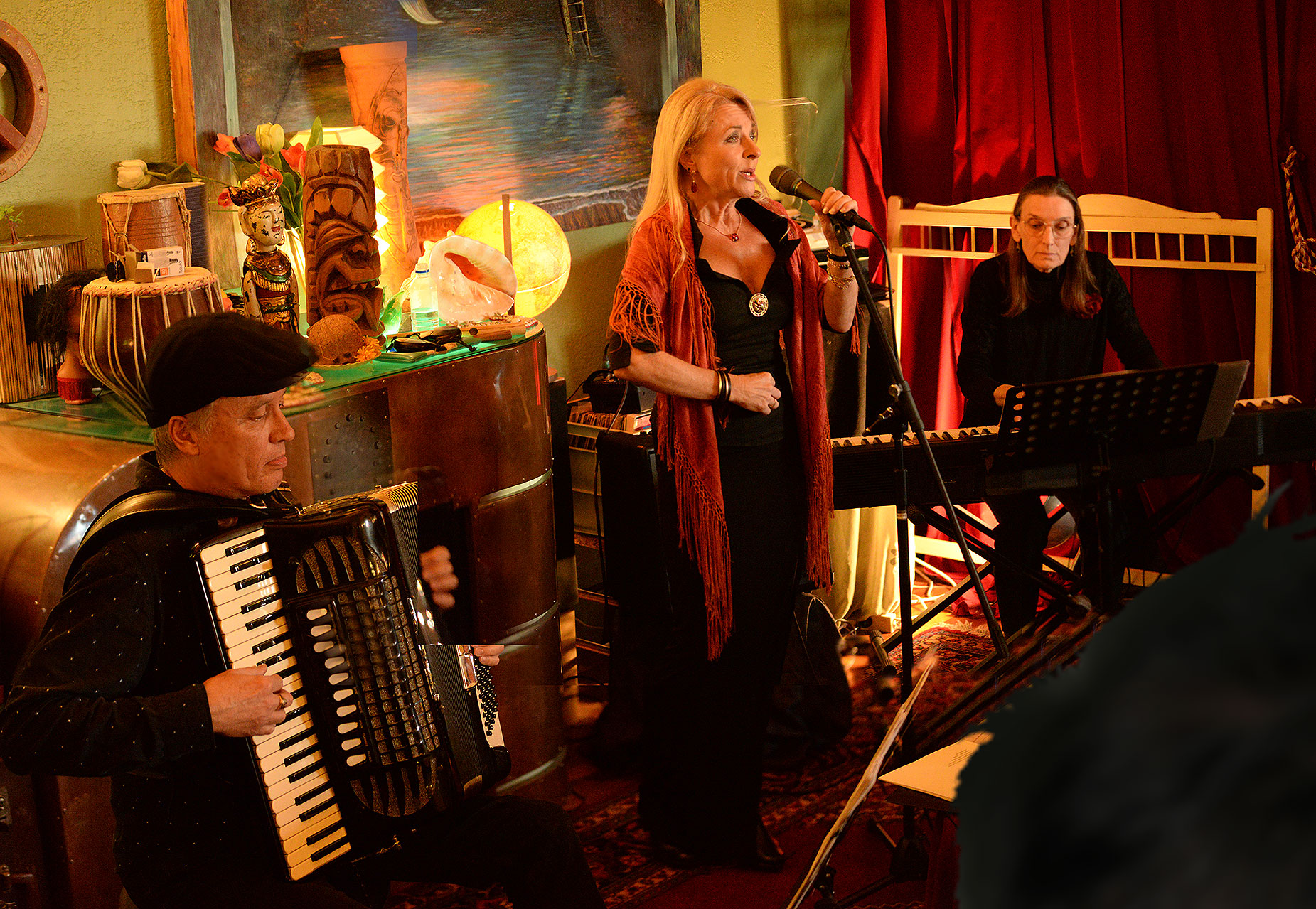 Canto Latino | Live in Concert at Gang Gang Gallery, Lithgow.