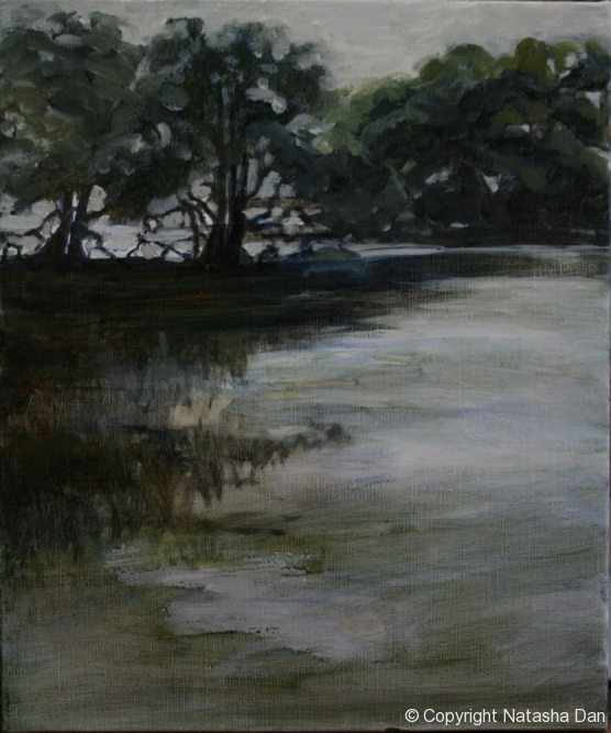 Morton-Bay-2-oil-25x35-cm