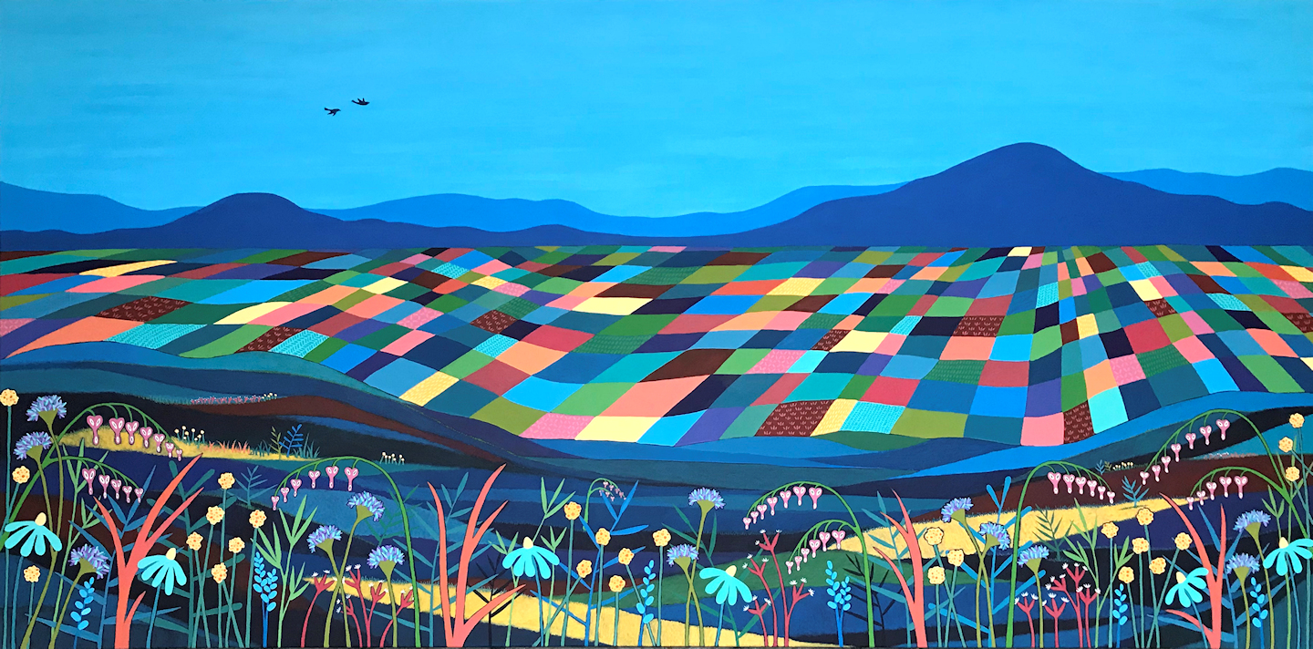 Mountains-Beyond-The-Wildflowers-by-Lisa-Frances-Judd-72dpi