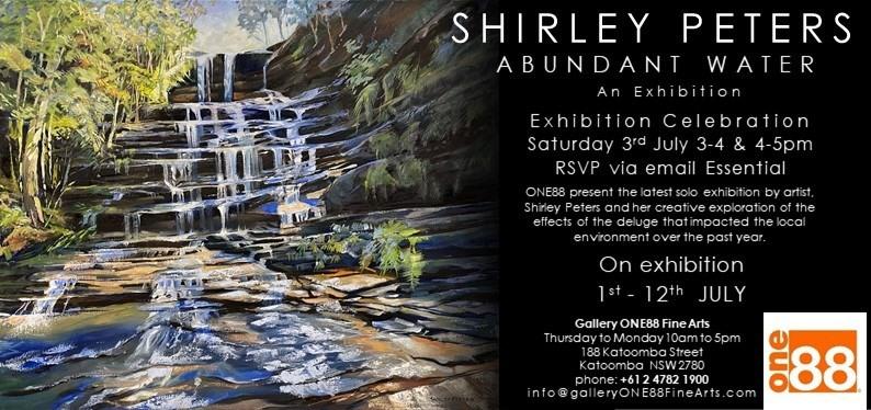 Abundant Water | Gallery ONE88