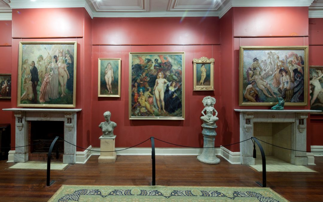 Between Friends | Norman Lindsay Gallery & Museum