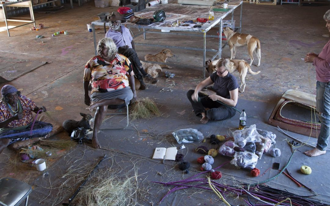 Artist Talk: In Cahoots | Blue Mountains Cultural Centre