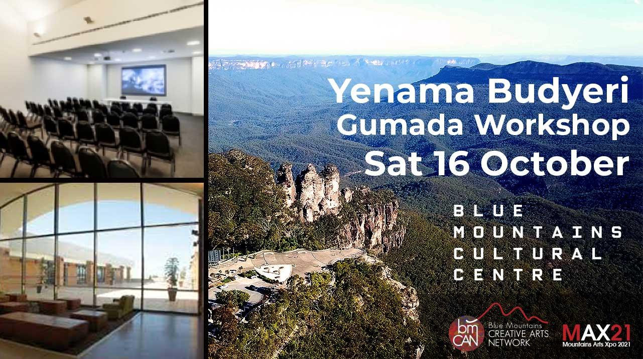 Yenama Budyeri Gumada Workshop | Blue Mountains Cultural Centre